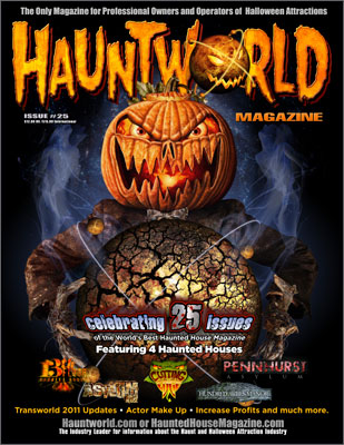 haunted house and halloween magazine for professional attractions by wwwhauntedhousesuppliescom - Halloween Magazines